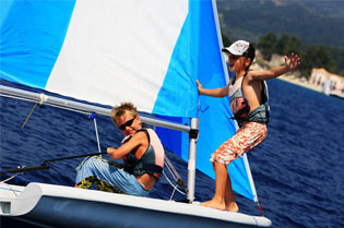 Sailing holidays 17