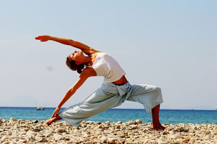 Yoga greece 1