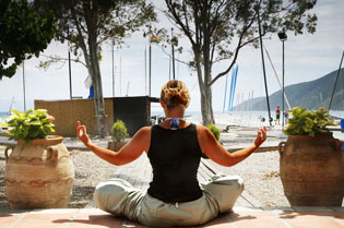 Yoga greece 5