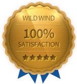 Wildwind sailing badge