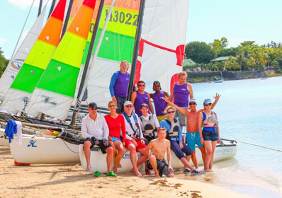 Wildwind Mauritius Year-round tropical sailing holidays
